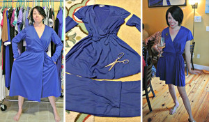 Give This Women A Set Of Frumpy Outfits, And She'll Make Something Incredible. How Cool!