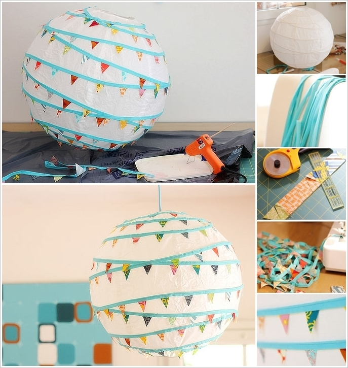 Craft Ideas With Paper Lantern