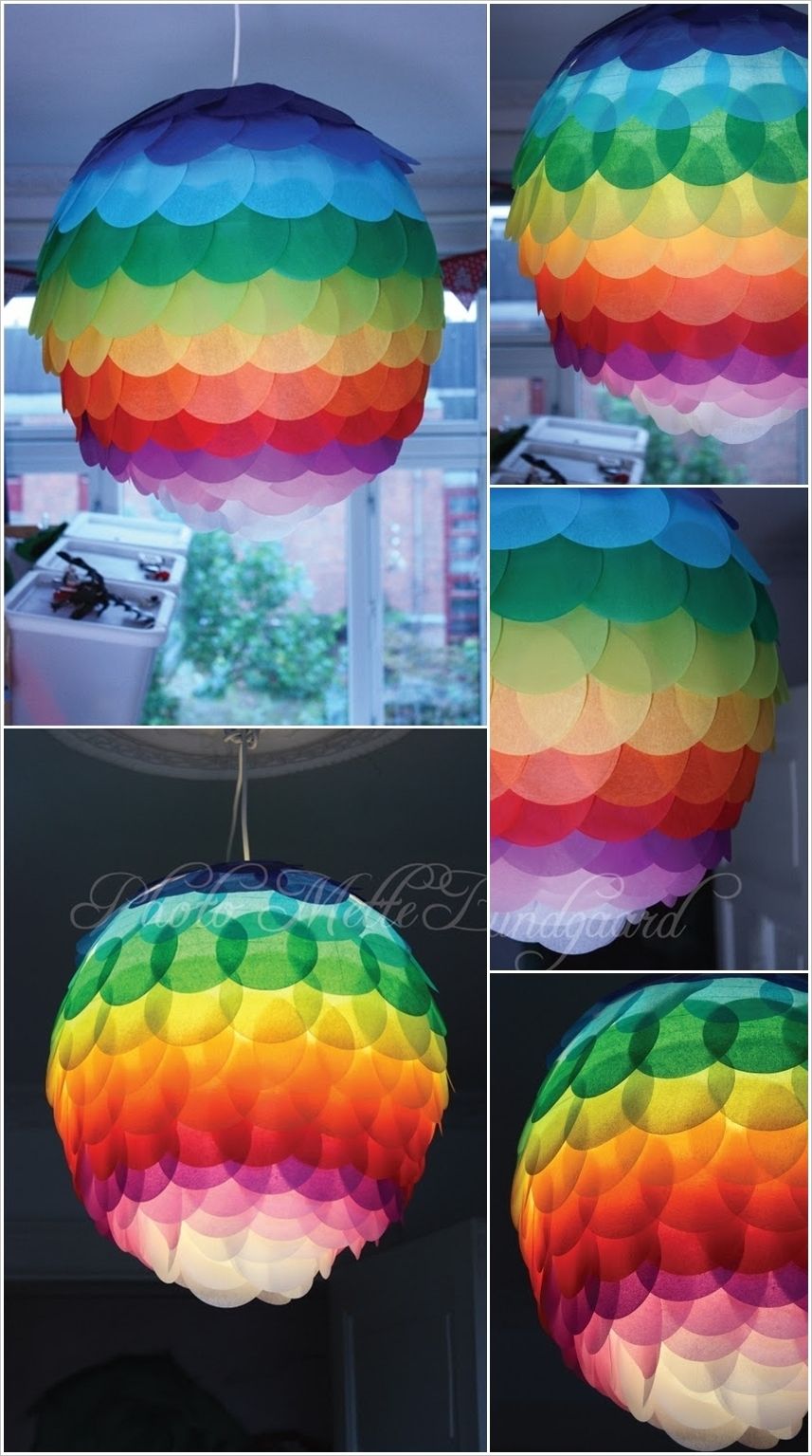 20 diy paper lanterns and lamps l easy paper craft ideas