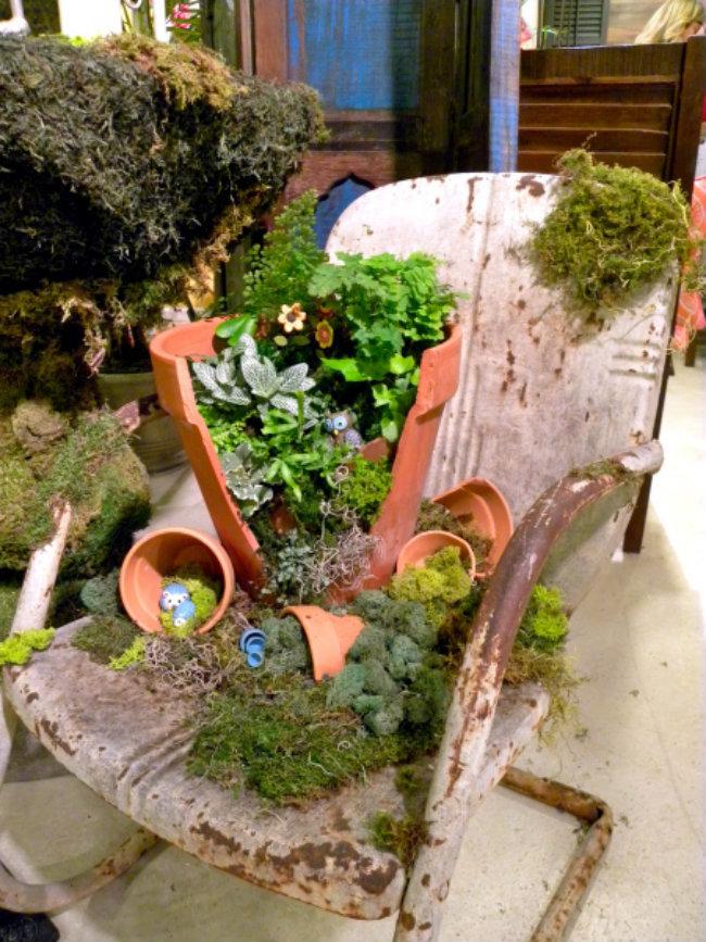Top Diy 35 Magical Fairy Garden Ideas Sad To Happy Project