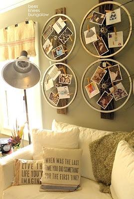 Repurpose Lamp Shade Upcycling Creative