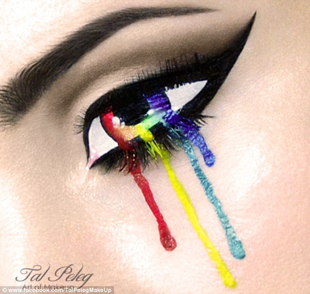 This Makeup Artist Creates Incredible Art On Somebody S