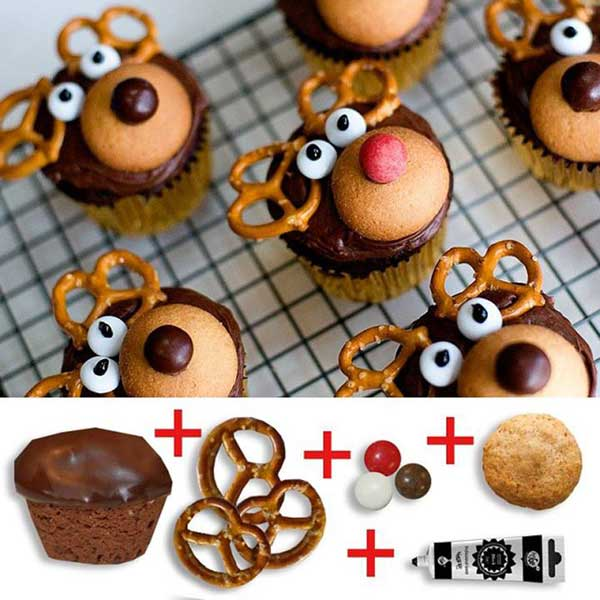 Christmas Edible Gifts diy-ideas-for-christmas-treats diy Christmas food ideas113