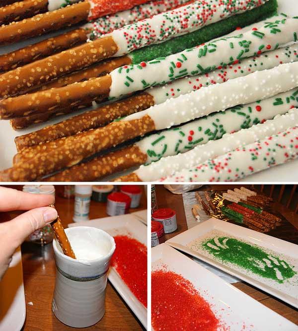 25 Diy Ideas For Christmas Treats To Make Your Festive