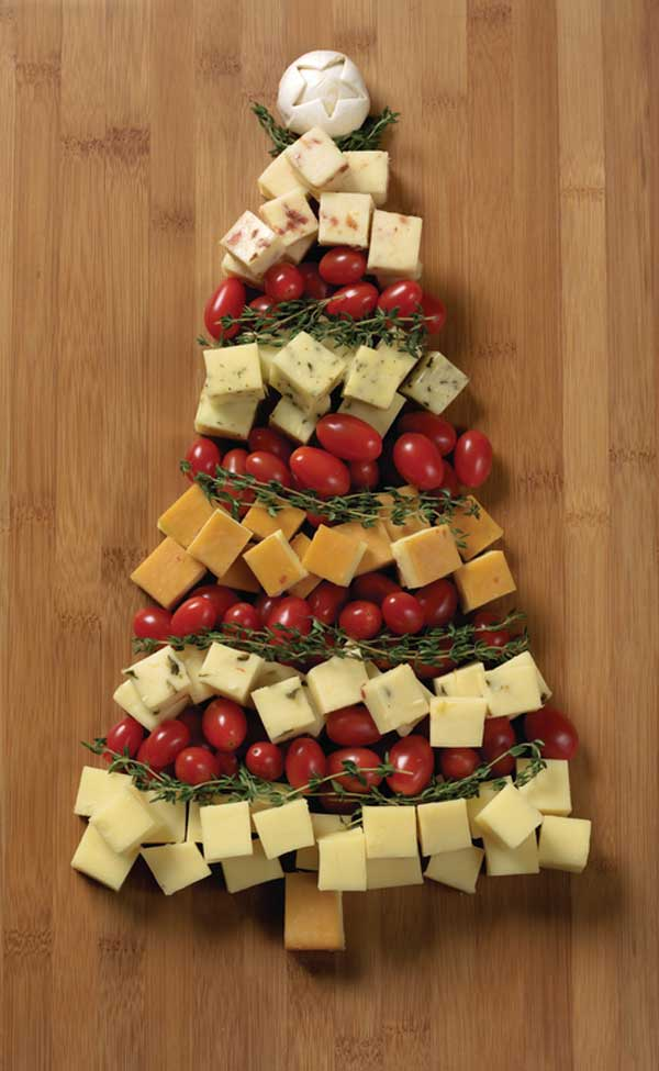 Christmas Edible Gifts diy-ideas-for-christmas-treats diy Christmas food ideas