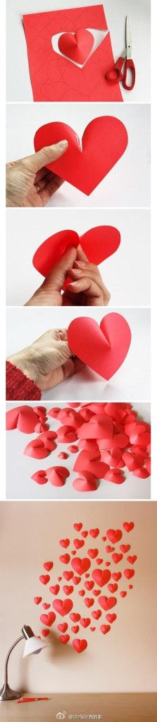 DIY Paper Craft Projects Home Decor Craft Ideas4