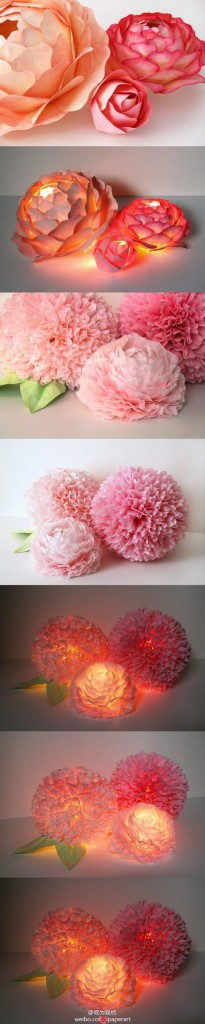 Diy paper craft projects home decor craft ideas7 Home decor crafts with paper