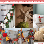 11 DIY Ideas to Reuse Your Old Sweaters For Christmas Decorations: Part #1