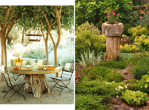 Diy garden crafts diy garden decor and projects13 - Diy garden decoration ideas ...
