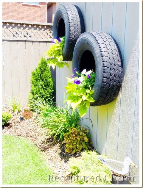 Diy garden crafts diy garden decor and projects4 for Homemade garden decor crafts