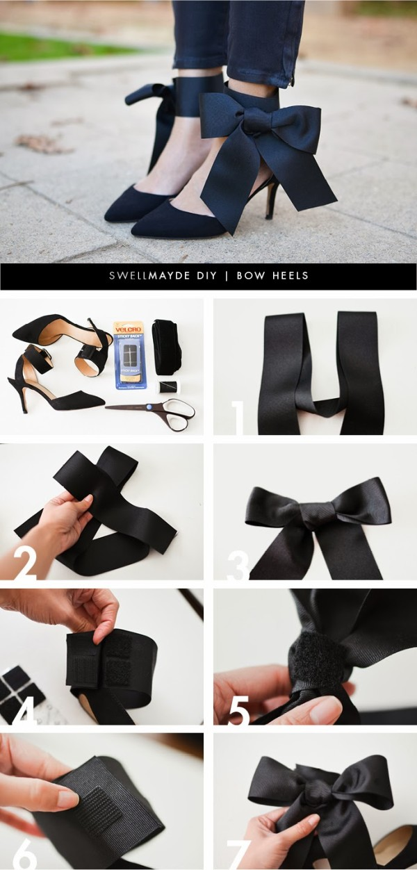 16 diy fun ideas for shoe heels makeover in your budget and it looks diy high heels makeover diy shoe makeover ideas13 solutioingenieria Image collections