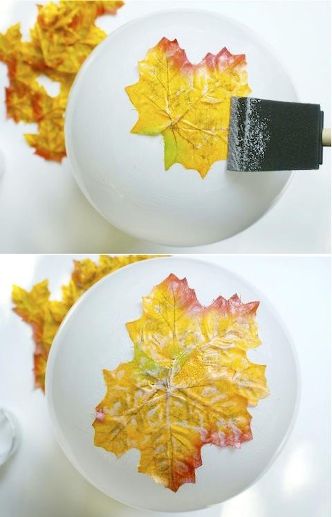 diy ideas balloon bowl DIY Yarn Bowls craft116