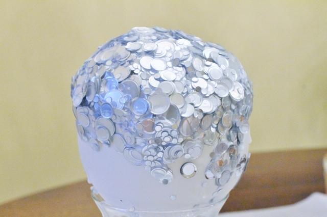 diy ideas balloon bowl DIY Yarn Bowls craft24