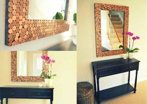25 New DIY Ways To Invest Your Pennies. Oddly Beautiful Craft!!