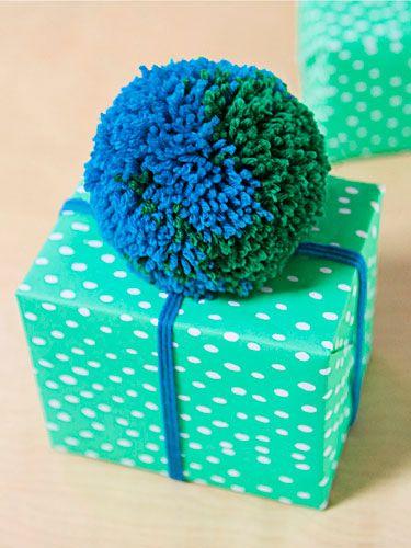 diy pom pom decorations diy pom pom bow