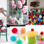 31 Cute and Easy DIY Pom-Pom Decoration Ideas in Your Budget. Super Adorable!