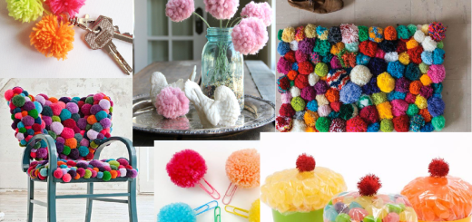 Diy Pom Pom Decorations Diy Pom Pom Decoration Ideas