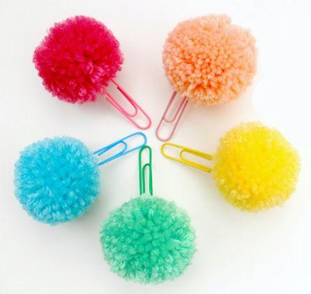 diy pom pom decorations diy pom pom pin