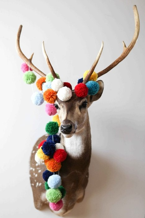 diy pom pom decorations diy pom pom project ideas2