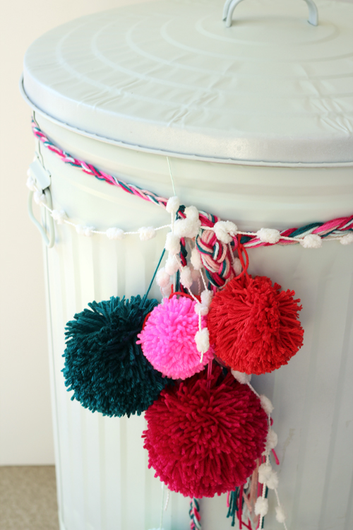 diy pom pom decorations diy pom pom ribbons