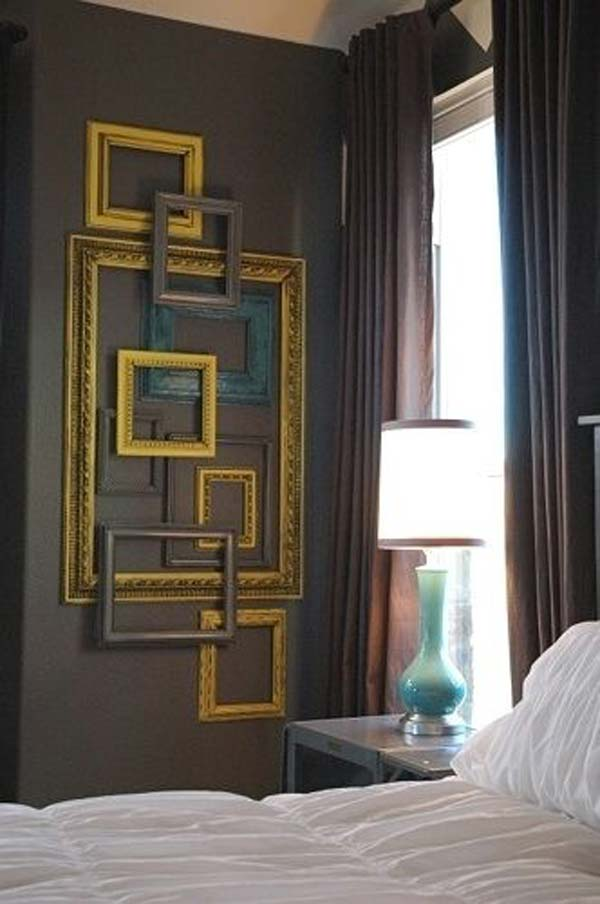 diy projects with old picture frames4