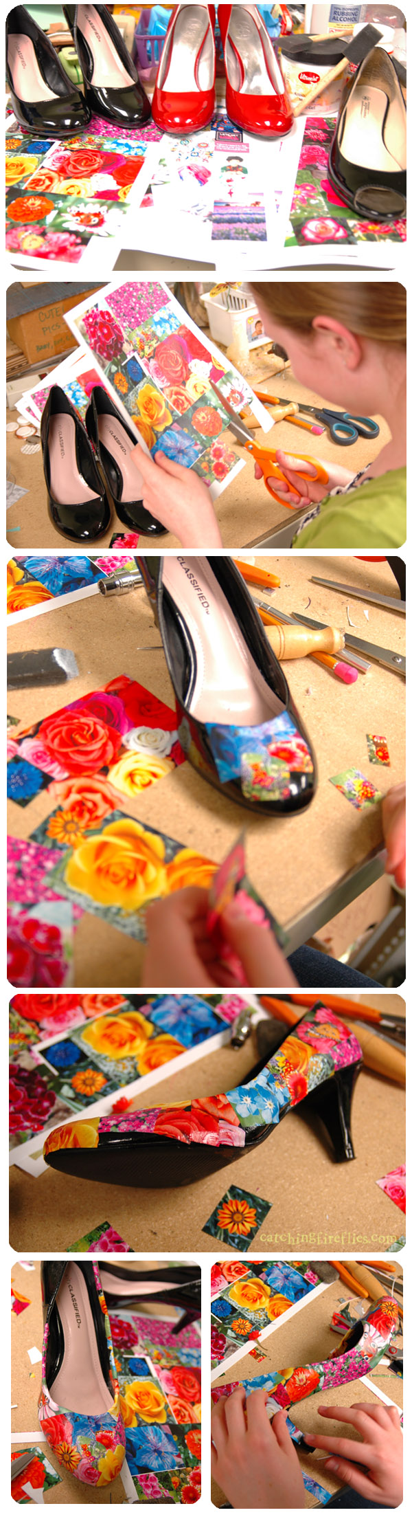 diy shoe heels projects ideas makeover