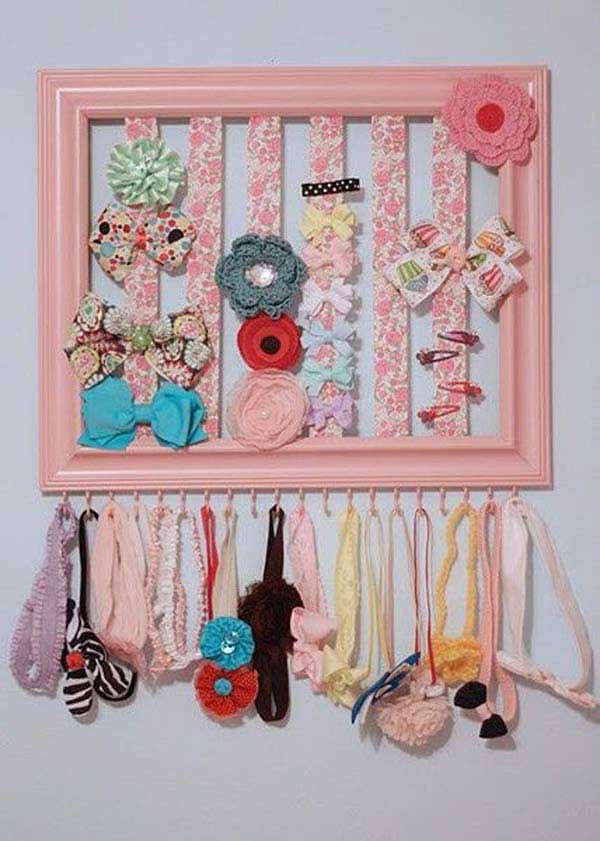 diy vintage picture frames ideas1
