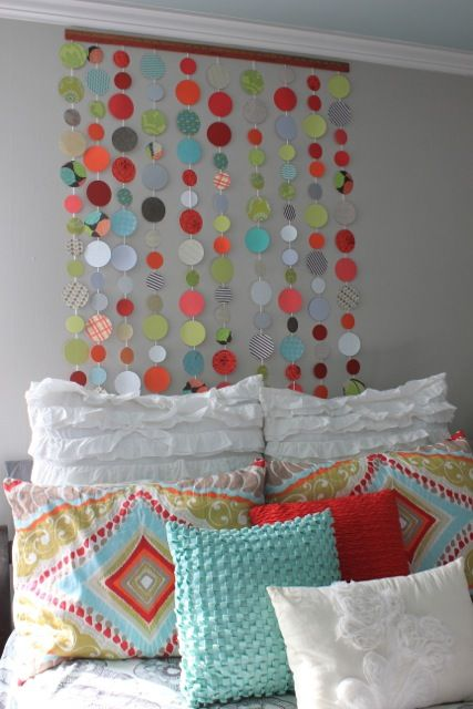 extraordinary-smart-diy-paper-wall-decor design3