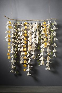 extraordinary-smart-diy-paper-wall-decor design6
