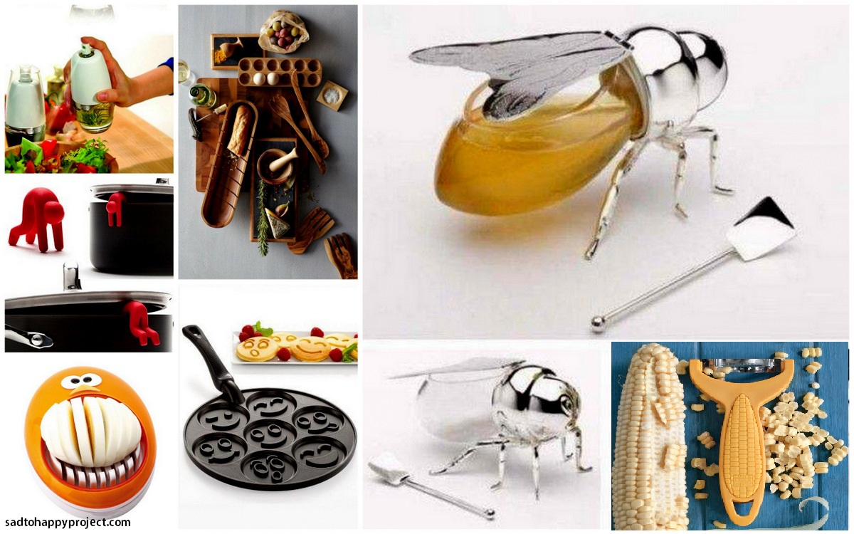 Useful creative kitchen gadgets inventions Funny kitchen gadgets gifts