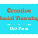 Creative Social Thursday Round Up #1