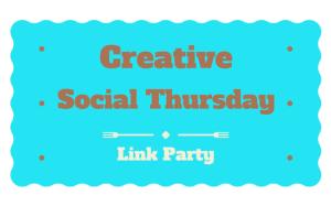 Creative Social Thursday Round Up #2