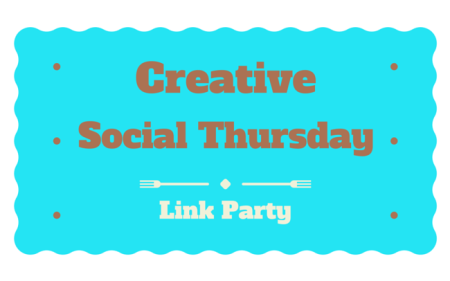 Creative Social Thursday Round Up #1