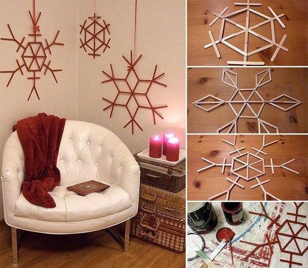 Diy Christmas Decorations Part - 38: DIY Homemade Christmas Decorations Gift Ideas
