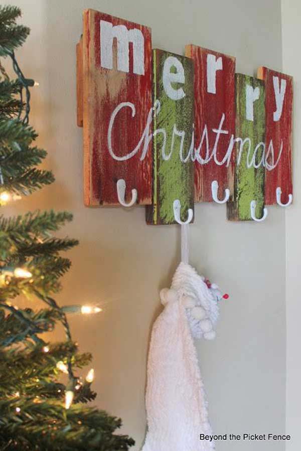 61 easy and in budget diy christmas decoration ideas part for Simple christmas decorations to make