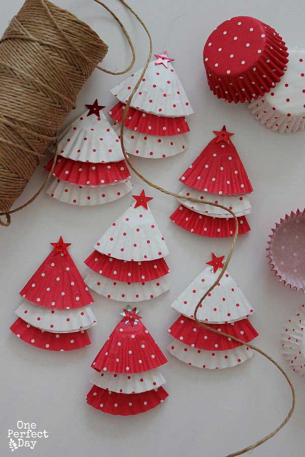 61 easy and in budget diy christmas decoration ideas part Diy christmas tree decorations