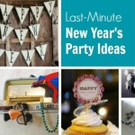 40 DIY Ways To Host The Best New Year's Party Ever: Part II