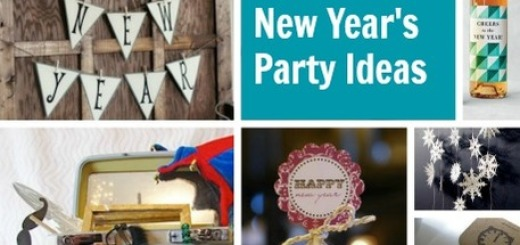 diy new year party decorations birthday party decorations ideas1