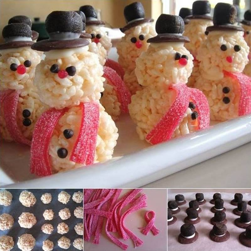 Christmas Homemade Food Gift Party Ideas Treats Recipes