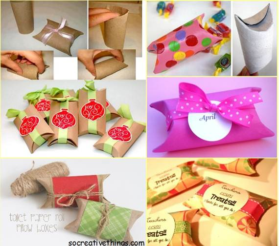 diy creative gift wrapping ideas from old stuff
