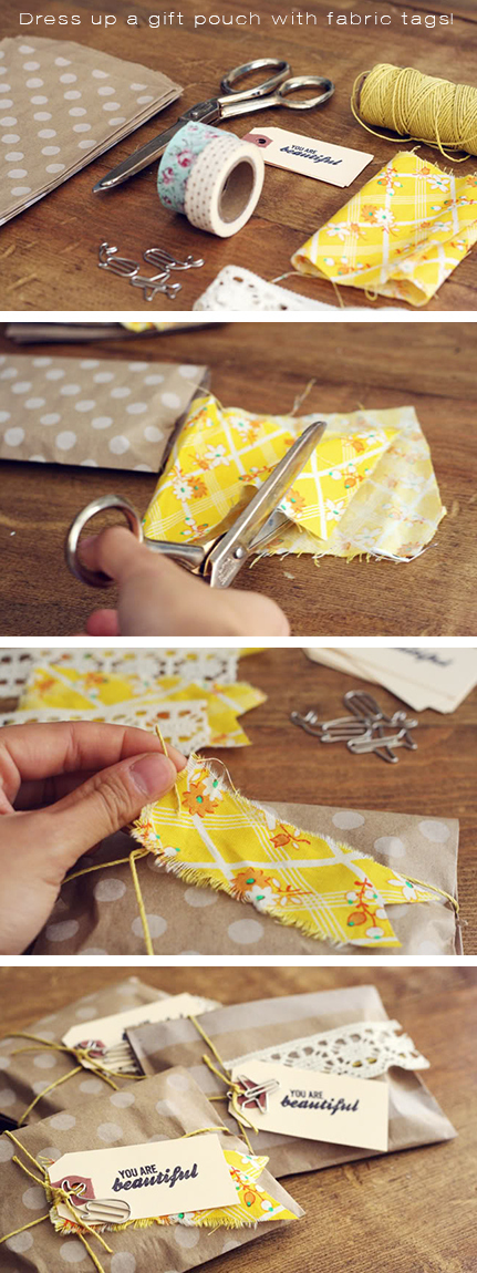 19 diy creative gift wrapping confetti dipped presents