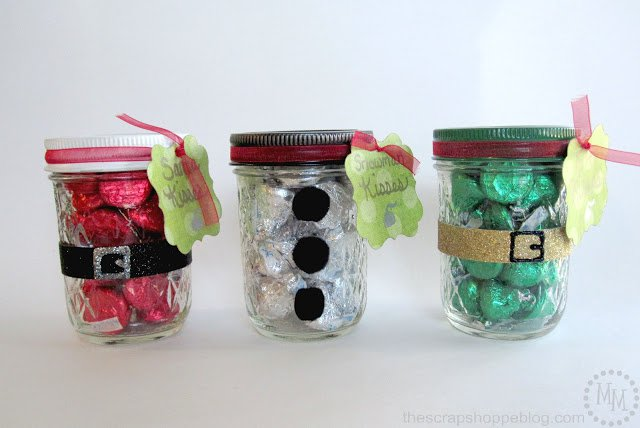 These 14 diy mason jar ideas will give a personal touch to for Cute mason jar christmas gift ideas