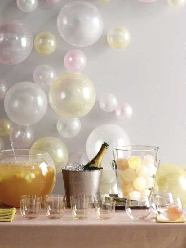 40 Diy Ways To Host The Best New Years Party Ever Part Ii Sad To