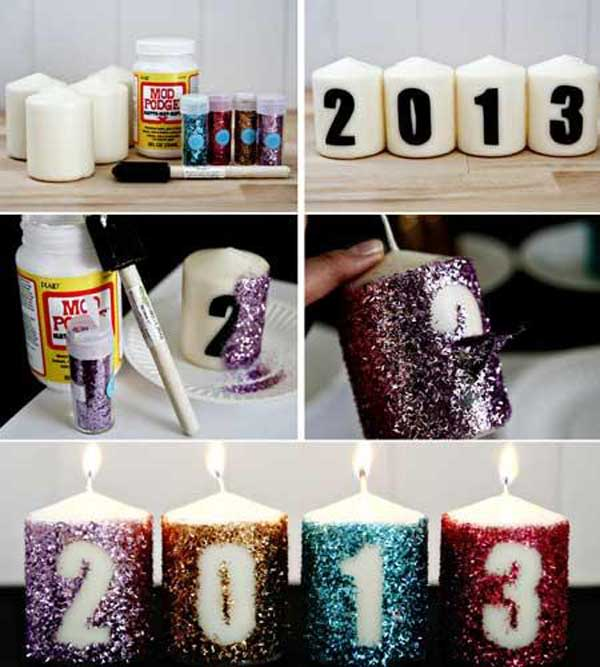 Diy New Year Party Decorations Birthday Ideas1