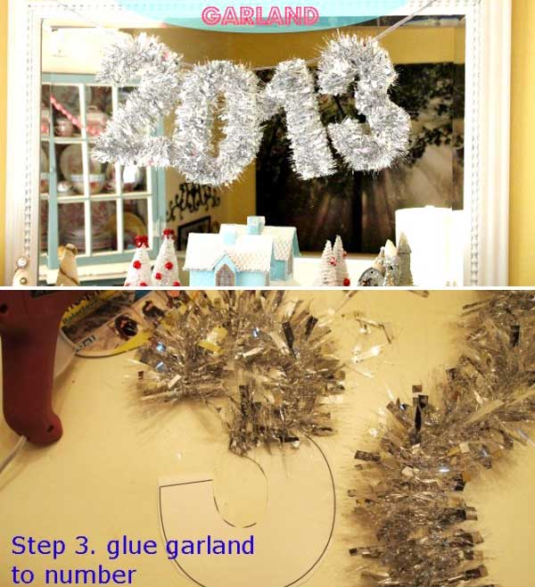 40 diy ways to host the best new year s party ever part ii for Decoration new year