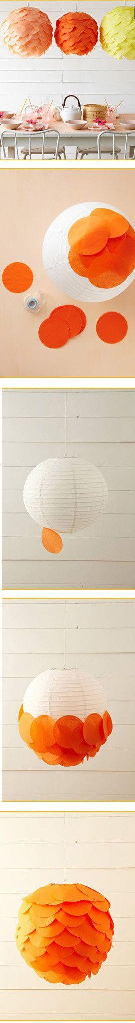 diy paper lanterns4