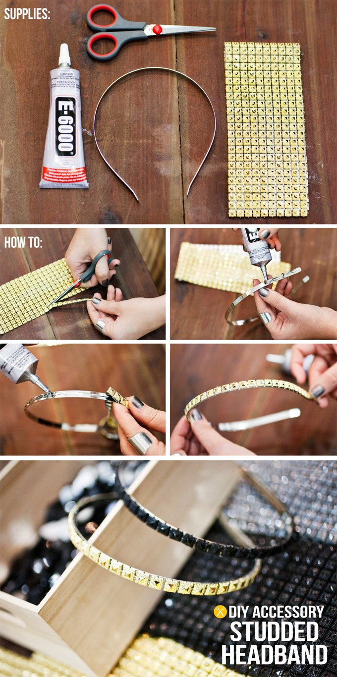 diy studs and spikes for clothing
