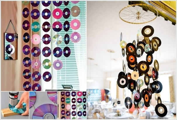 Craft Ideas With Cd