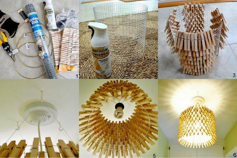 Homemade Chandelier Ideas: DIY-Homemade Chandelier,Lighting