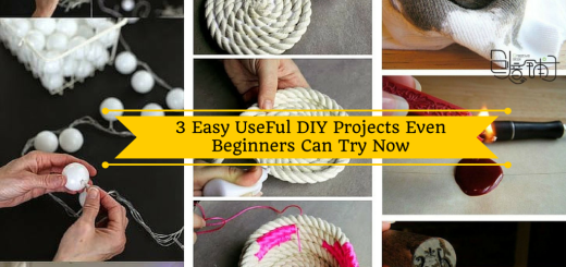 Easy UseFul DIY Projects